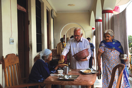 Old Age Care Homes In Punjab