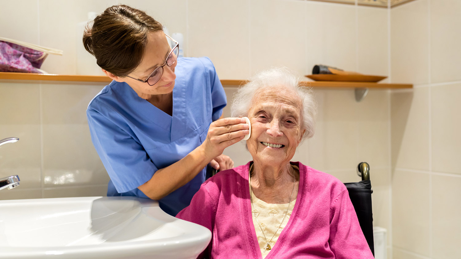 home health care for elders